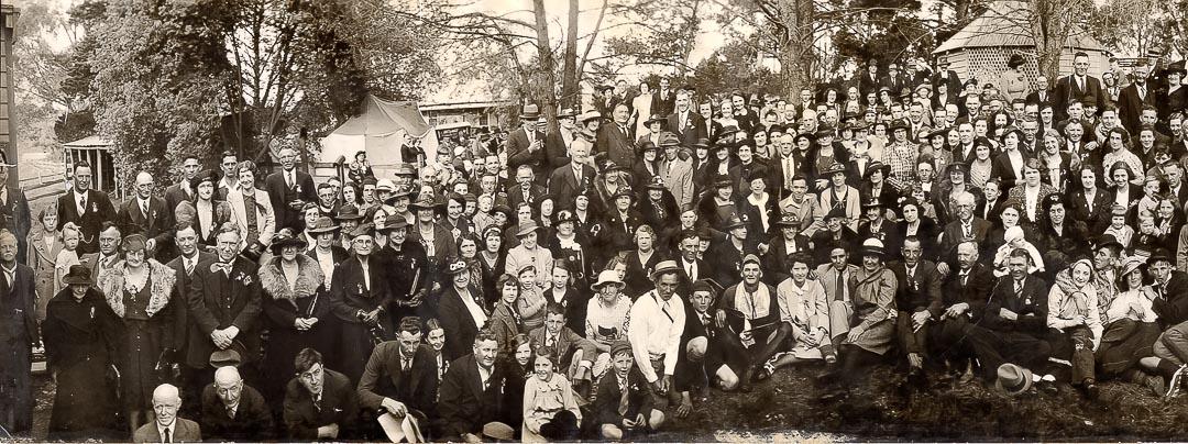 Arthurs Creek Mechanics Institute Hall Jubilee celebrations, 1938