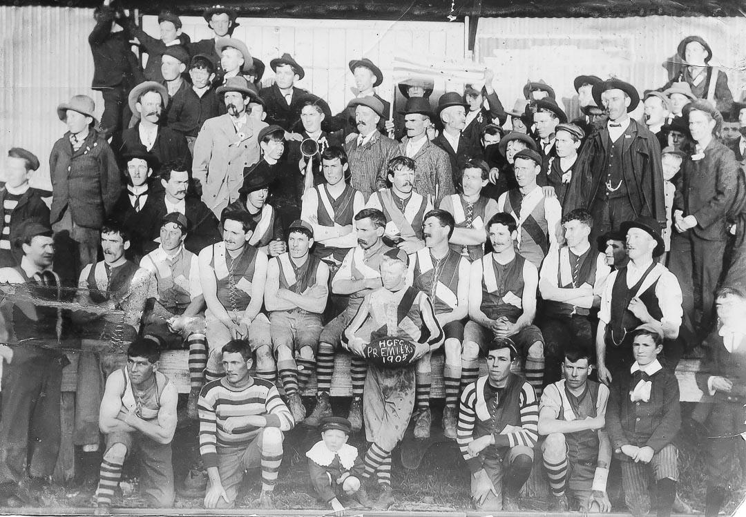 Arthurs Creek Football Club, Premiers, 1905