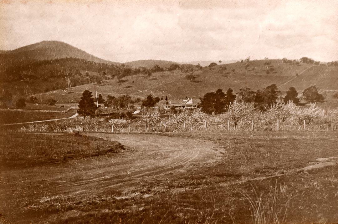 'Ardchattan' homestead, 1912
