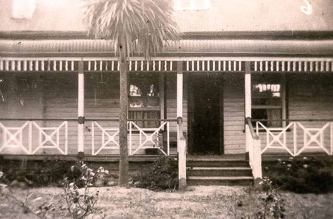 'Ardchattan' homestead c 1895