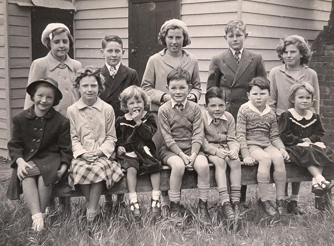 Arthurs Creek Primary School students, 1960s
