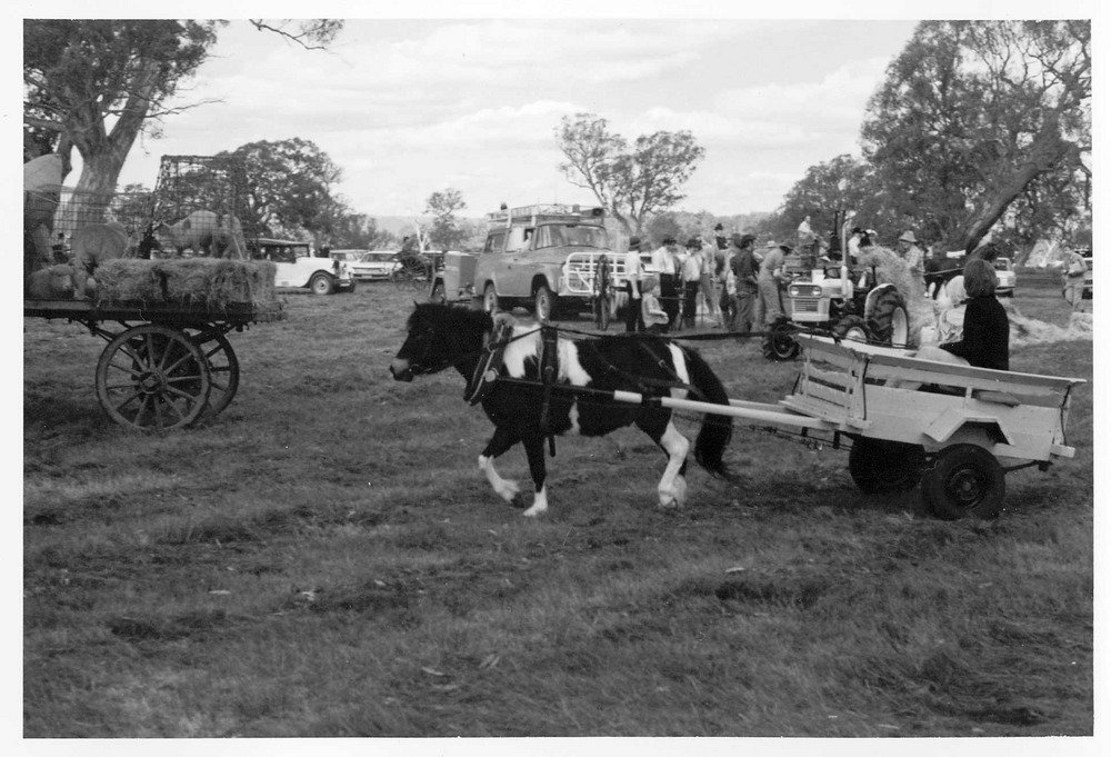 Back to Yan Yean Celebrations, 7th and 8th October, 1978.  Photo credit State Library of Victoria