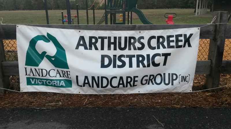 Arthurs Creek District Landcare Group is an active Landcare Group of 120 plus members involved in all things to do with caring for the land, including erosion control, revegetation, enhancing waterways, and fighting environmental weeds