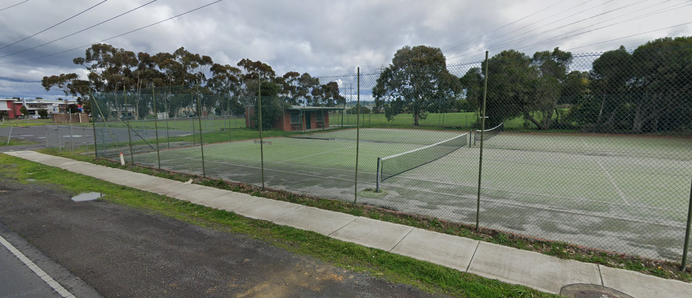 Tennis courts at Doreen Hall and Recreation Reserve, 2020.  The Recreation Reserve was developed by the community for the local community and still has an important role to fulfil as a focal point for the wider Doreen community, both urban and rural. The reserve is a tribute to the spirit of earlier generations who set the land aside for the use of future generations.  The Hall and Pavilion replacement and redevelopment need to be considered as an integral part of the overall Doreen Recreation Reserve