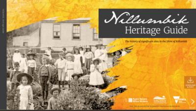 Nillumbik Heritage Guide, 2020 and 2015