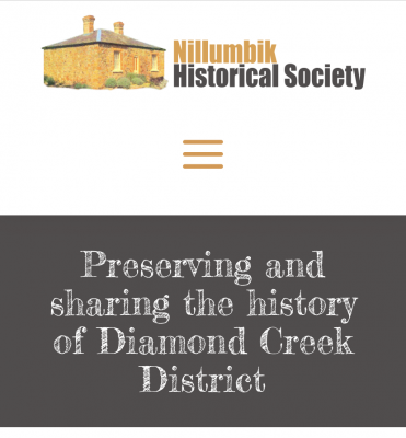 Nillumbik Historical Society